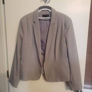 Worthington gray blazer